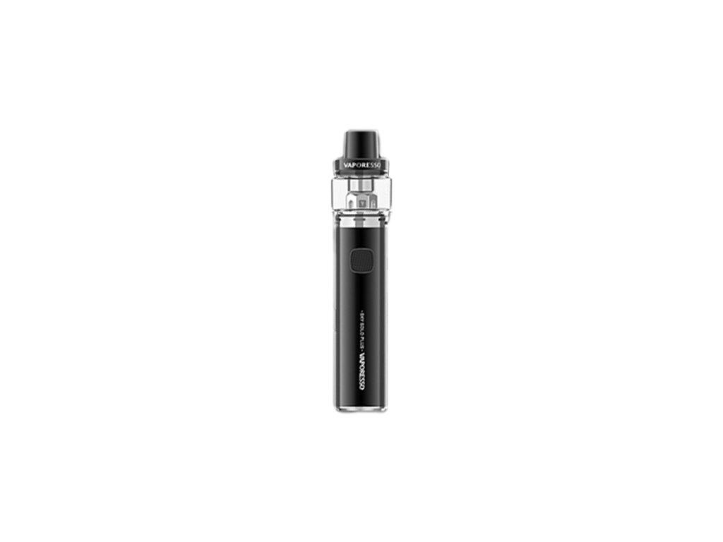 Elektronická cigareta: Vaporesso Sky Solo Plus Kit (3000mAh) (Černá)