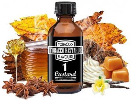 Příchuť Flavormonks 10ml Tobacco Bastards No.01 Custard
