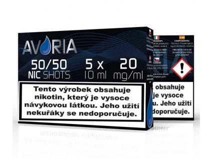 nicoshot 50 50