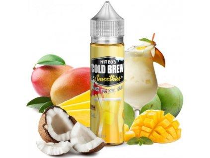 Příchuť Nitros Cold Brew SaV 20ml Mango Coconut Surf