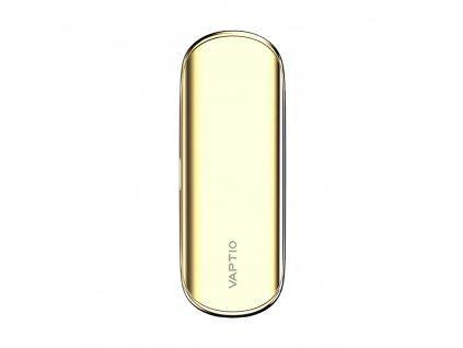 Vaptio Sleek elektronická cigareta 400mAh Gold