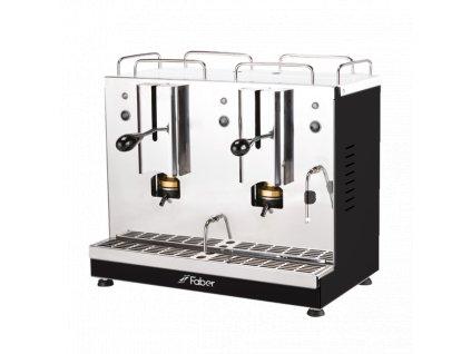 Kávovar GEA BAR černá/nerez