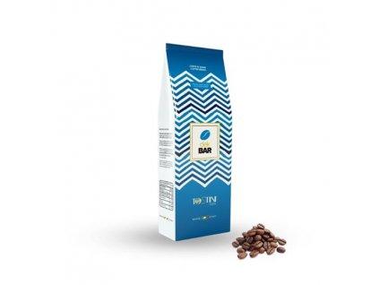 Tostini BLUE DEC zrnková káva bez kofeinu 500g