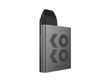 Elektronická cigareta: Uwell Caliburn KOKO Pod Kit (520mAh) (Šedá)