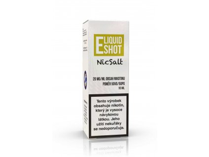 E-Liquid Shot Booster NicSalt 50PG/50VG 20 mg/ml - 10ml