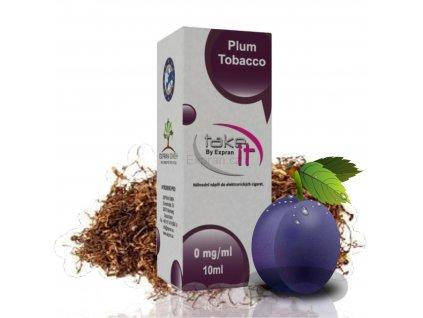 Liquid 10ml Take It - Plum Tobacco 0 mg/ml