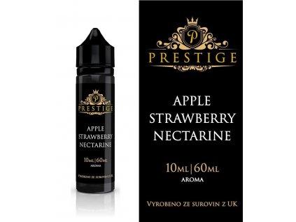 Příchuť 10ml Prestige - Apple Strawberry Nectarine (Shake and Vape)