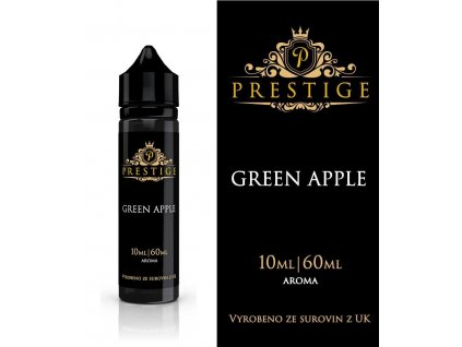 Příchuť 10ml Prestige - Green Apple (Shake and Vape)