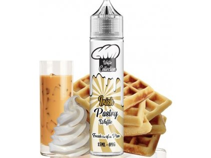 Příchuť Waffle Collection Shake and Vape 15ml Irish Pastry