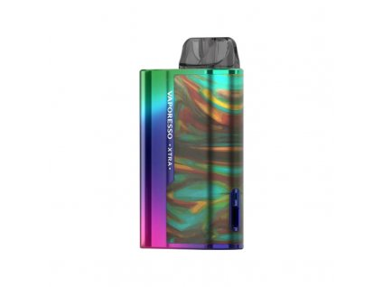 Elektronická cigareta: Vaporesso XTRA Pod Kit (900mAh) (Rainbow Resin)