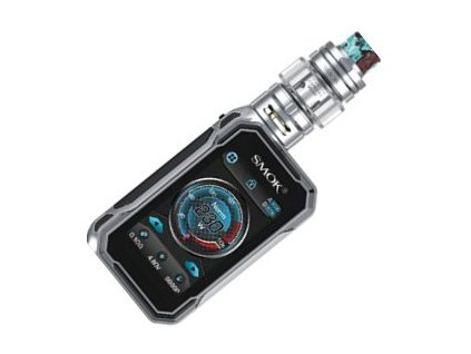 Smoktech G-Priv 3 Grip TC230W Full Kit Prism Chrome