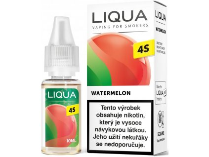 Liquid LIQUA 4S Watermelon 10ml-20mg
