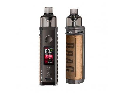 Elektronická cigareta: VooPoo Drag X Pod Kit (Retro)
