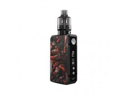 Elektronický grip: VooPoo Drag 2 Refresh Kit s PnP Tank (B-Scarlet)