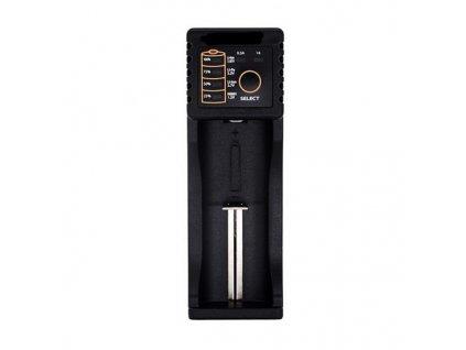 Multifunkční nabíječka baterií - VapeOnly Lii-100 (1A) (Černá)