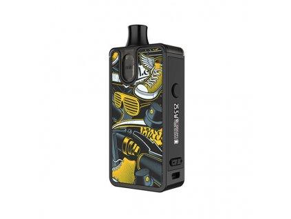 Elektronická cigareta: AAA Vape Matrix Pod Kit (1100mAh) (Golden Glasses)