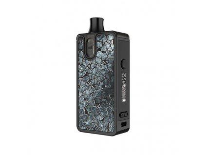 Elektronická cigareta: AAA Vape Matrix Pod Kit (1100mAh) (Black Crack)
