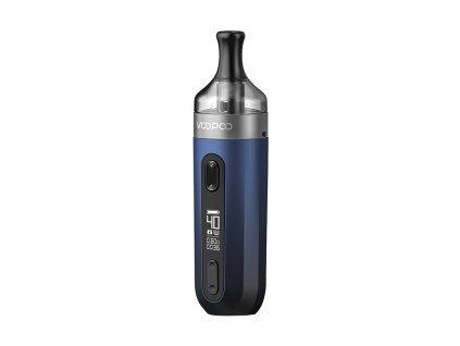 Elektronická cigareta: VooPoo V.SUIT Pod Kit (1200mAh) (Modrá)