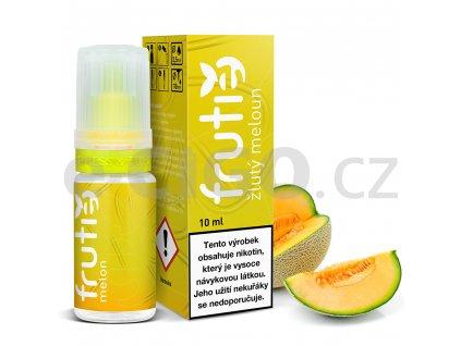 frutie Zluty meloun melon 21643