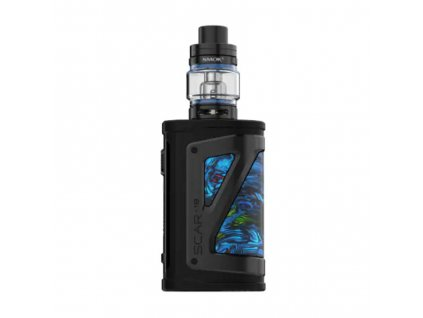 Smok SCAR-18 Grip TC230W Full Kit Fluid Blue