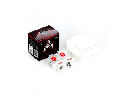 Demon Killer set 2v1: Wick & Raging Fire spirálky Ni80 + přírodní vata