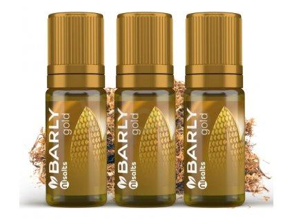 Barly gold salt 3x10ml