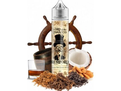 Příchuť Dream Flavor Lord of the Tobacco  S&V 12ml Rumford