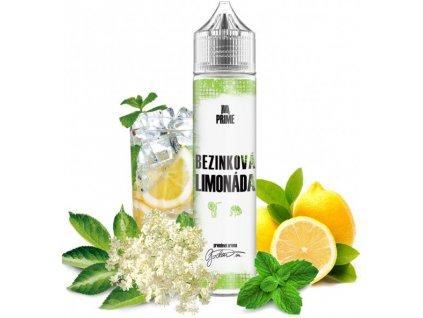 Příchuť Prime S&V 15ml Elderberry Lemonade (Bezinková limonáda)