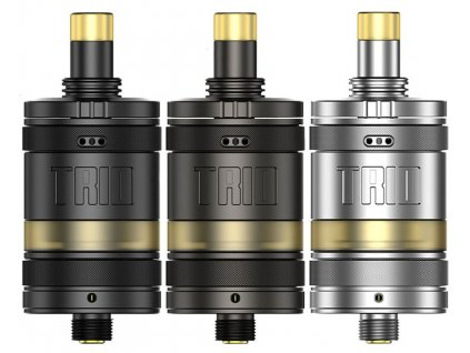 ZQ TRIO RTA clearomizer 2ml