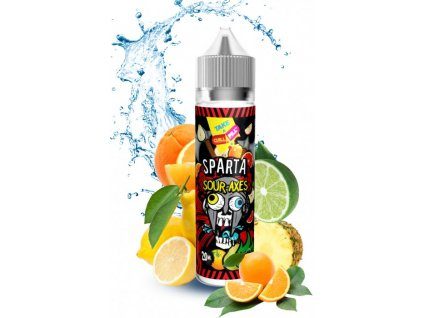 Příchuť Chill Pill Shake and Vape Sparta 12ml