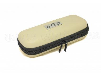 Pouzdro pro elektronickou cigaretu (logo eGo) (Béžové)