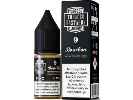 Liquid Flavormonks Tobacco Bastards SALT No.09 Bourbon 10ml