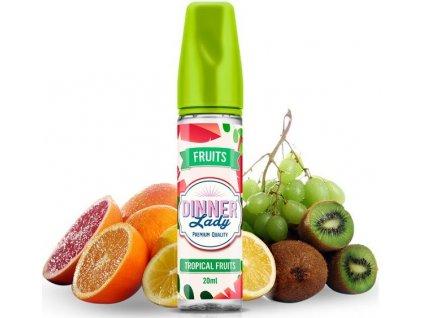 Příchuť Dinner Lady Fruits 20ml Tropical Fruits