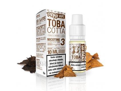 E-liquid Pinky Vape 10ml Tobacotta (Tabák)