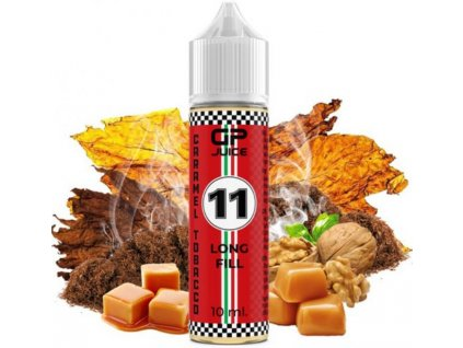 Příchuť GP Juice Shake and Vape 10ml Tobacco Caramel