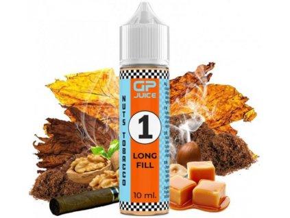 Příchuť GP Juice Shake and Vape 10ml Tobacco Nuts