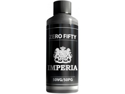 Imperia Báze Zero FIFTY PG50/VG50 100ml