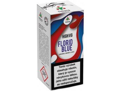 Liquid Dekang High VG Florid Blue 10ml - 1,5mg (Ledové borůvky)