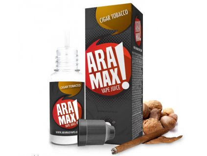 Liquid ARAMAX Cigar Tobacco 10ml-12mg
