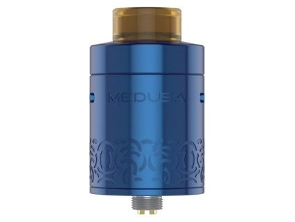 GeekVape Medusa Reborn RDTA clearomizer Blue