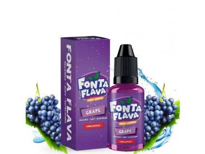 Příchuť Fonta Flava: Grape (Hroznová limonáda) 10ml