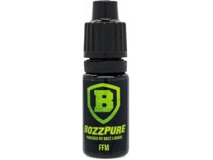 Příchuť Bozz Pure 10ml FFM (Jahody, maliny a puding)