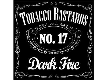 Příchuť Flavormonks 10ml Tobacco Bastards No.37 Dark Fire