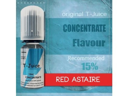 Příchuť T-Juice Red Astaire 10ml