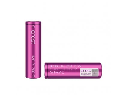 Baterie Efest IMR 21700 / 35A (3700mAh)