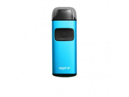Elektronická cigareta: Aspire Breeze AIO (650mAh) (Modrá)