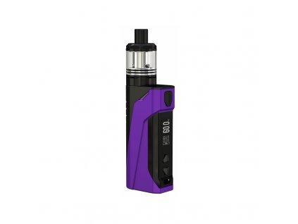 Elektronický grip: WISMEC CB-60 Kit s Amor NS (Fialový)