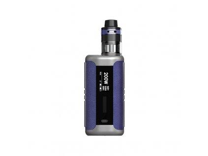 Elektronický grip: Aspire Speeder Revvo Kit (Blue Leather)