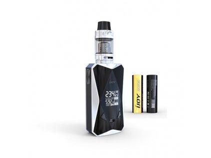 Elektronický grip: IJOY Diamond PD270 Kit s X3S (6000mAh) (Bílý)