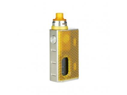 Mechanický grip: WISMEC Luxotic BF Box Kit s Tobhino (Honeycomb Resin)